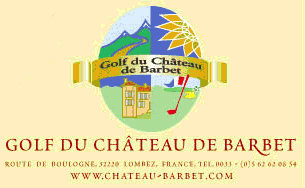 Château Golf de Barbet