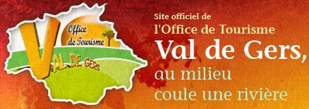 Site officiel de L'Office de Tourisme Val de Gers